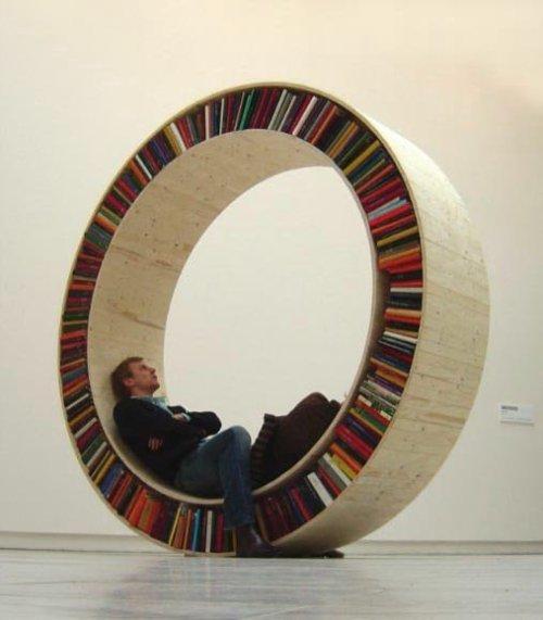Circular_bookshelf