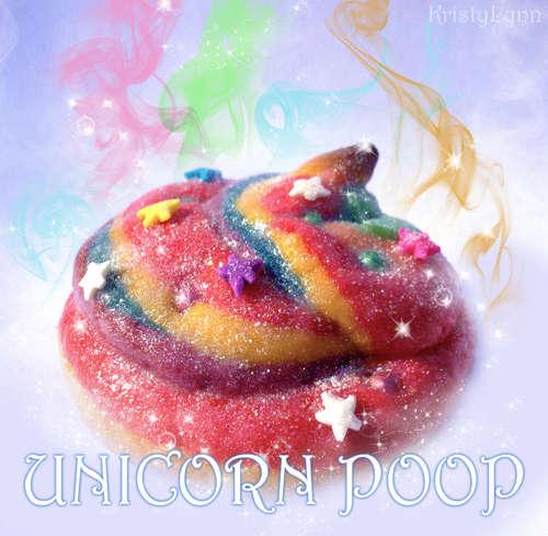 Unicorn-poop